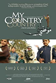 My Country, My Country Poster