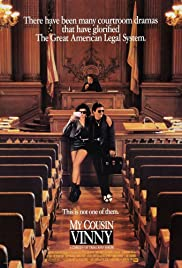 My Cousin Vinny Poster
