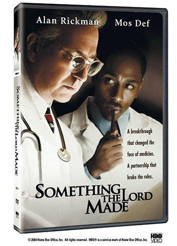 Alan Rickman in Something the Lord Made (2004)