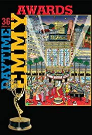 The 36th Annual Daytime Emmy Awards Poster