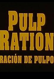 Pulp Ration (Ración de pulpo) Poster