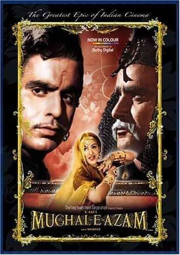 Mughal-e-Azam 1960 720p BRRip Watch Online Free Download