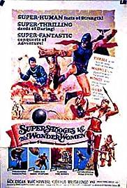 Super Stooges vs the Wonder Women(1974) Poster - Movie Forum, Cast, Reviews