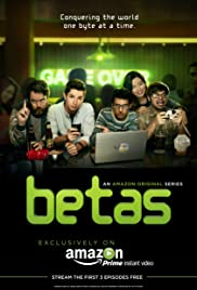 Betas Poster - TV Show Forum, Cast, Reviews