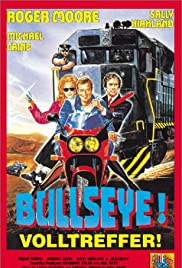 Bullseye! (1990) Poster - Movie Forum, Cast, Reviews