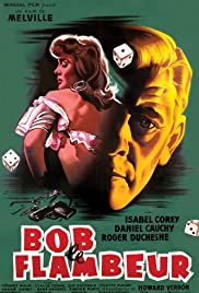 Bob le Flambeur (1956) Poster - Movie Forum, Cast, Reviews