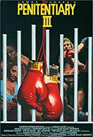 Penitentiary III (1987) Poster - Movie Forum, Cast, Reviews