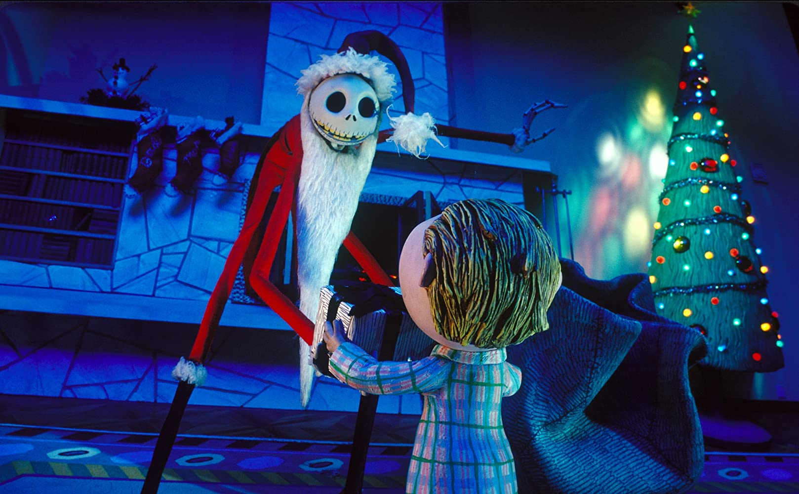 the nightmare before christmas film