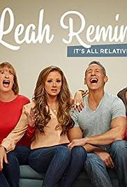 Leah Remini: It's All Relative Poster - TV Show Forum, Cast, Reviews