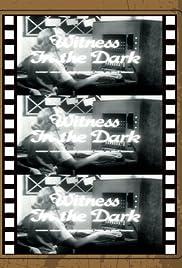 Witness in the Dark Poster