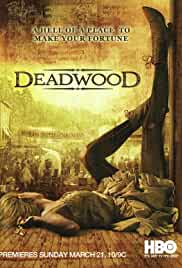 Deadwood tv poster