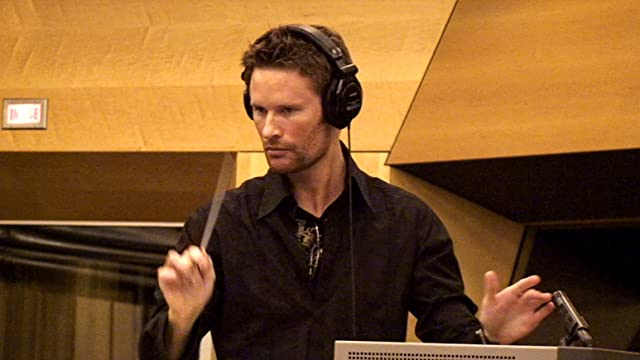 Brian Tyler conducts his score to Fast and Furious at 20th Century Fox