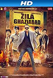 Zila Ghaziabad (2013) Hindi Movie DVDRip HEVC 720p 700MB mkv