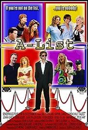 A-List(2006) Poster - Movie Forum, Cast, Reviews