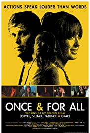 Once & For All Poster