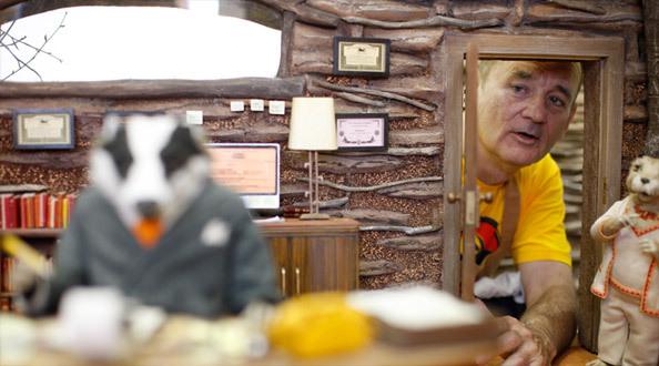 Bill Murray in Fantastic Mr. Fox (2009)