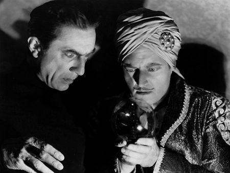 Bela Lugosi, Edumund Lowe, CHANDU THE MAGICIAN, Fox, 1932, **I.V.