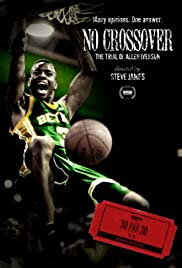 No Crossover: The Trial of Allen Iverson Poster