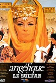 Angelique and the Sultan (1968) Poster - Movie Forum, Cast, Reviews