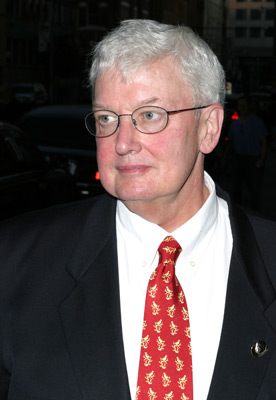 Roger Ebert at an event for The Human Stain (2003)