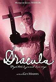 Dracula: Pages from a Virgin's Diary Poster