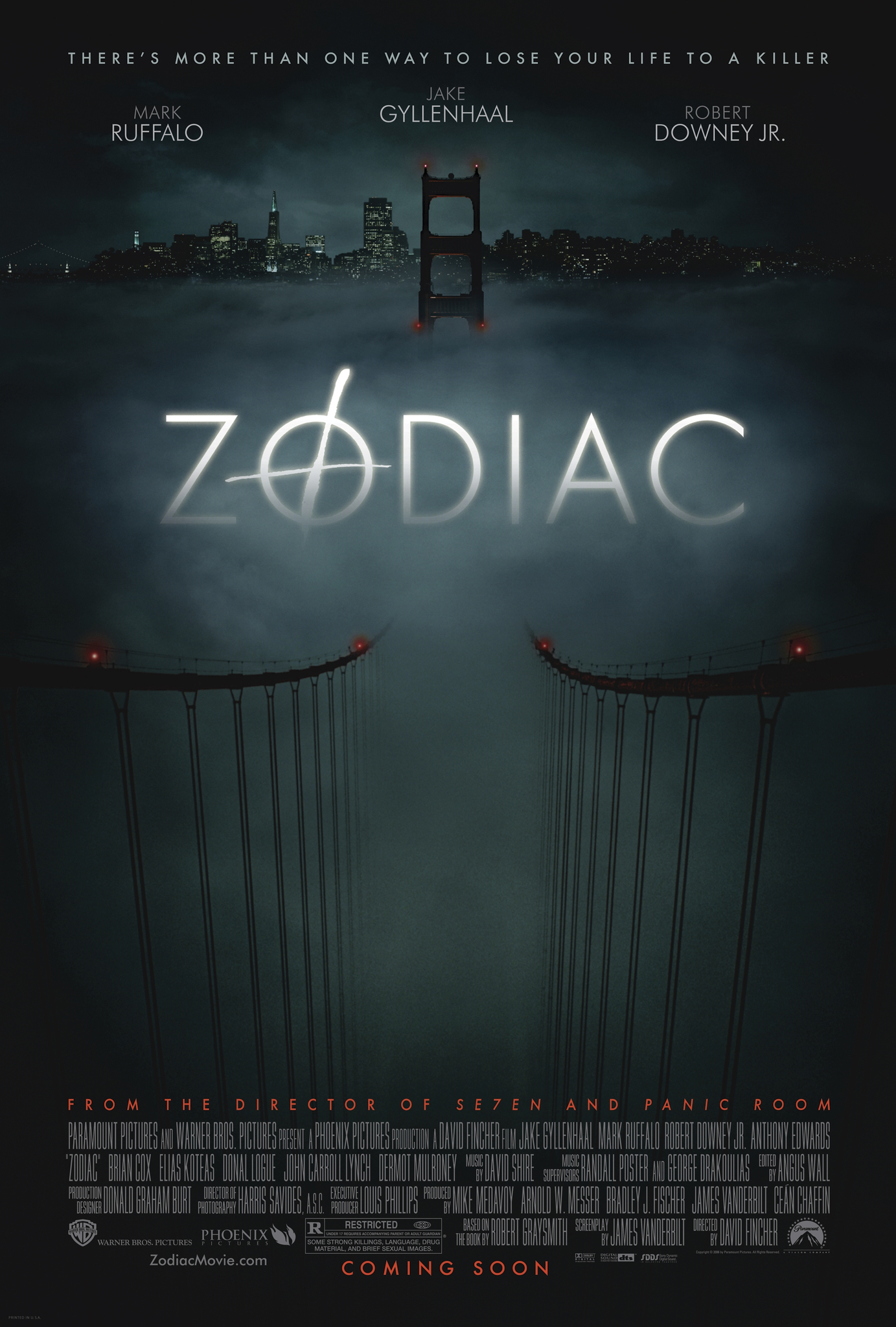 Zodiac 2007 Hindi Dubbed