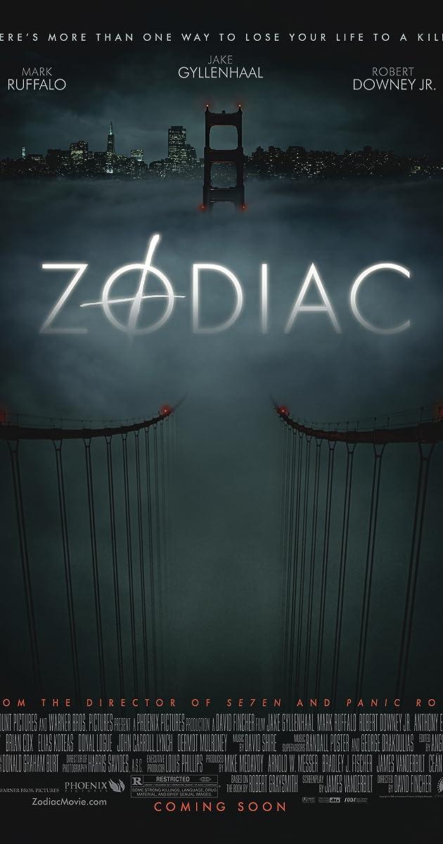Zodiakas / Zodiac (2007) Online