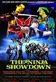 The Ninja Showdown Poster