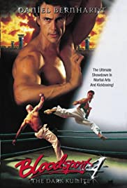 Bloodsport: The Dark Kumite Poster