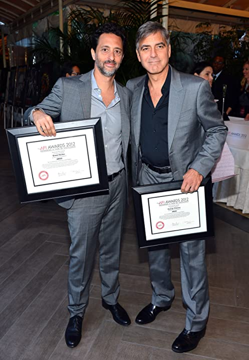 George Clooney and Grant Heslov