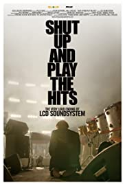 Shut Up and Play the Hits (2012) Poster - Movie Forum, Cast, Reviews