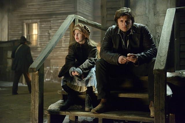 Tom Weston-Jones and Kiara Glasco in Copper (2012)