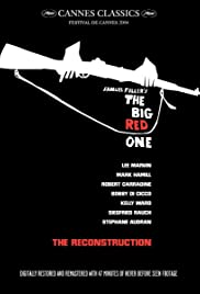 The Big Red One Poster