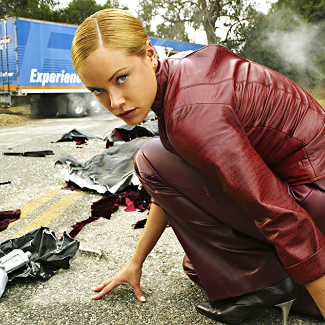 Kristanna Loken in Terminator 3: Rise of the Machines (2003)
