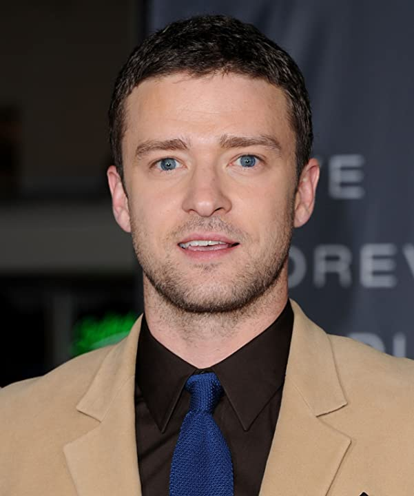 Justin Timberlake at In Time (2011)