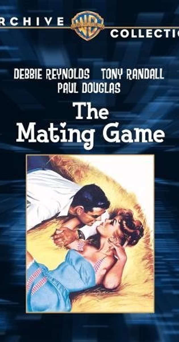 Cars 3 Characters Names >> The Mating Game (1959) - IMDb
