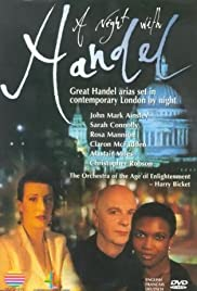A Night with Handel Poster