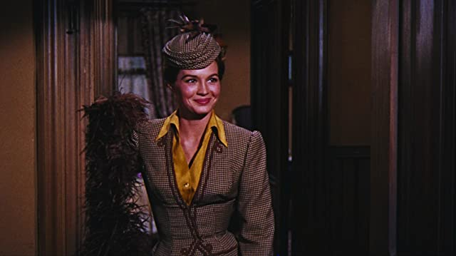 Angie Dickinson in Rio Bravo (1959)