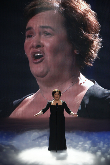 Susan Boyle in America's Got Talent (2006)