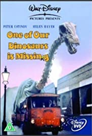 One of Our Dinosaurs Is Missing Poster