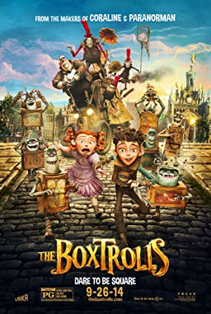 The Boxtrolls (2014) Download on Vidmate
