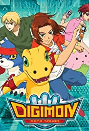 Digimon Data Squad Poster