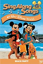 Mickey's Fun Songs: Beach Party at Walt Disney World Poster
