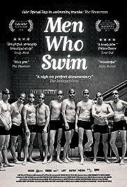 Men Who Swim Poster
