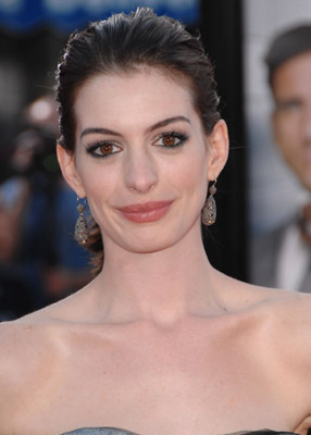 Anne Hathaway at Get Smart (2008)