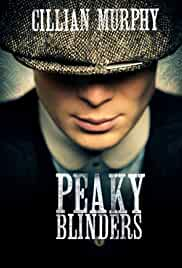 Peaky Blinders tv poster