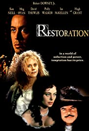 Restoration(1995) Poster - Movie Forum, Cast, Reviews