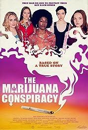 The Marijuana Conspiracy (2020) poster