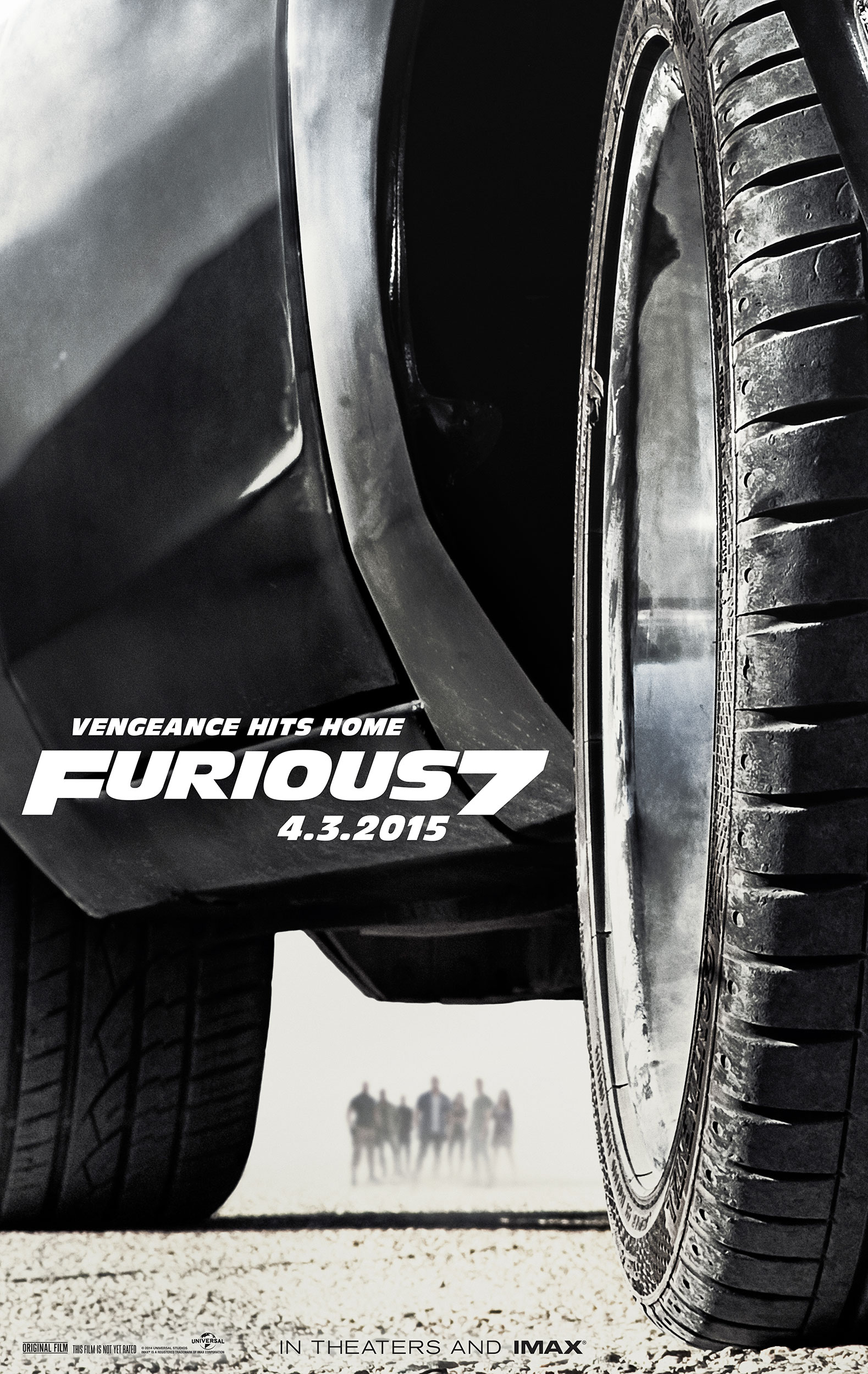 Fast  Furious 7 2015 Hindi Dubbed