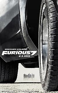 Furious 7 2015 Poster